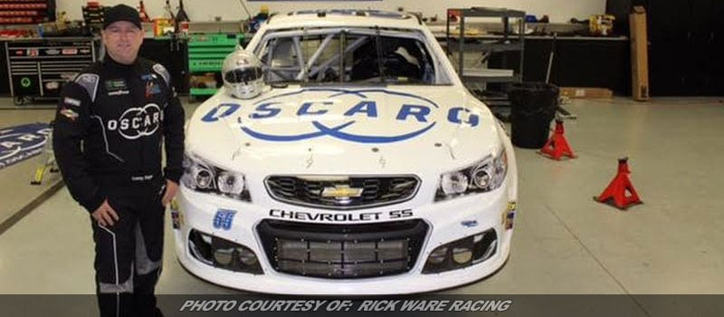 Tommy Regan Set For NASCAR Cup Series Debut At Sonoma