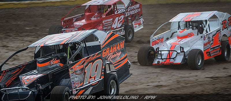 Double Modified Features & More Highlight Sunday At Utica-Rome
