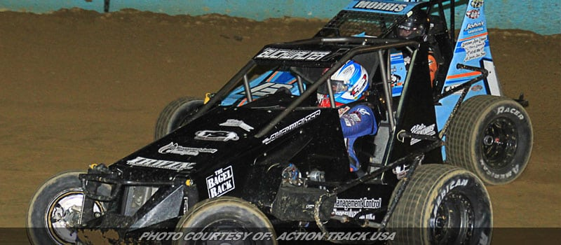 Twice Is Nice For Buckwalter in Action Track USA's Ronnie Tobias Memorial