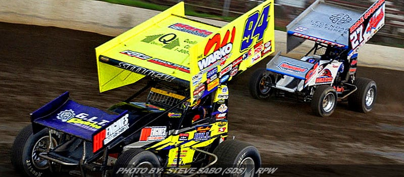 Sprint Cars Headline Saturday Night's Action At Grandview