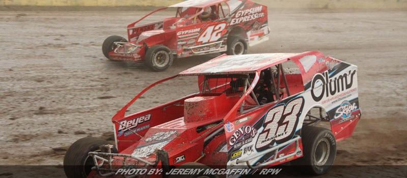 Mahaney, Ward Eye Home Track Success When Super DIRTcar Series Invades Utica-Rome