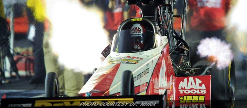 Kalitta, Hagan, Anderson, Smith Lead NHRA Friday Qualifying At Norwalk