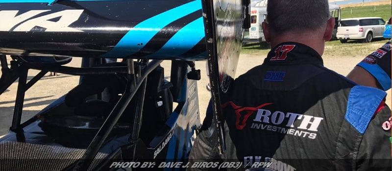 Stenhouse Jr. Wood Racing & Joey Saldana Part Ways