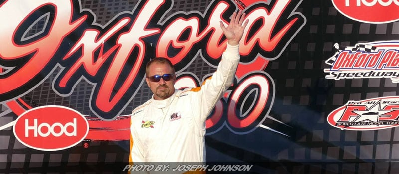 Glen Luce Outruns Super Late Model Field At Oxford Plains