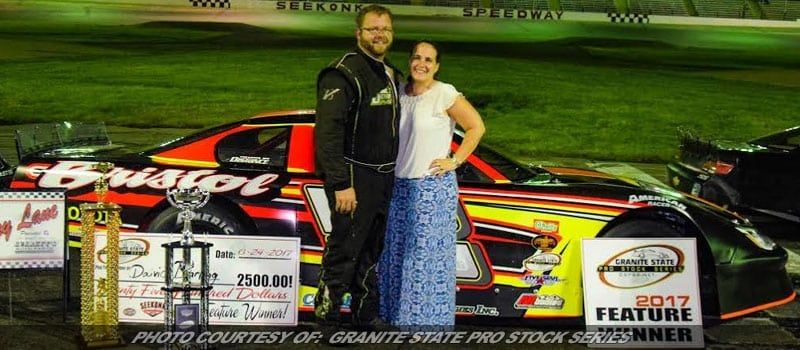 Darling Scores First Career Granite State Pro Stocks Victory At Seekonk