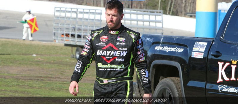 Coby Looks To Add To Open Wheel Wednesday Win Tally