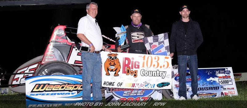 Mark Smith Pockets $5,000 Ultimate Wingless Shootout Victory At Weedsport