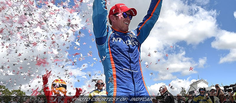 Scott Dixon Rebounds For IndyCar Win At Road America