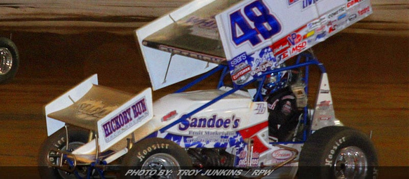 Dietrich Heads Into PA Speedweek As Six-Time Central PA Winner