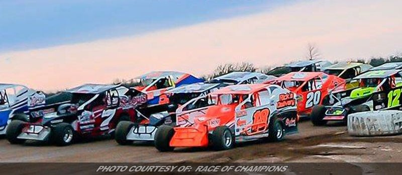 Holiday Weeked Border Battles For RoC Dirt Sportsman Series