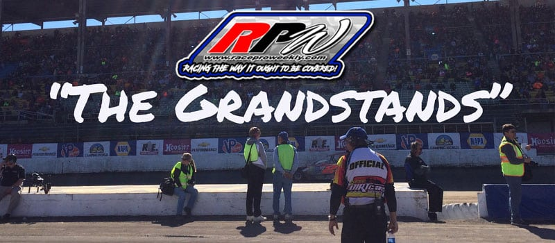 """RPW's """"The Grandstands"""" Question For June 29th"""