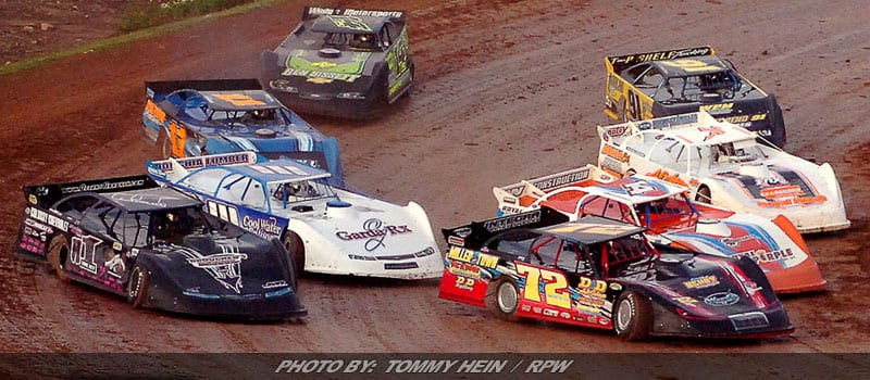 Big Weekend Coming Up For Rush Racing Series LM's & Sportsman