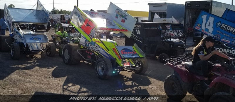 Empire Super Sprints Decend On Can-Am Wednesday