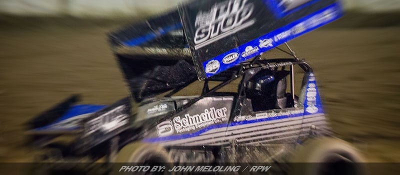 Barney Wins Night Four Of ESS Speedweek At Fulton