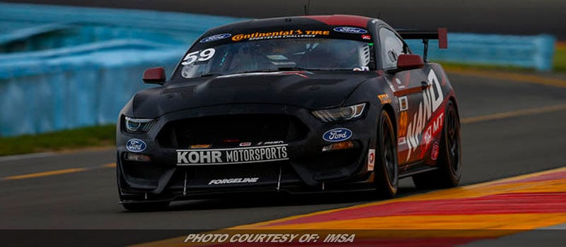 Ford Mustang Wins Continental Tire 120 At Watkins Glen With Martin, Roush