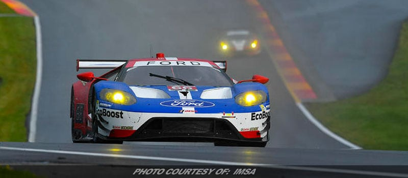 Hand Puts Ford GT On Pole For Sahlen's Six Hours Of The Glen