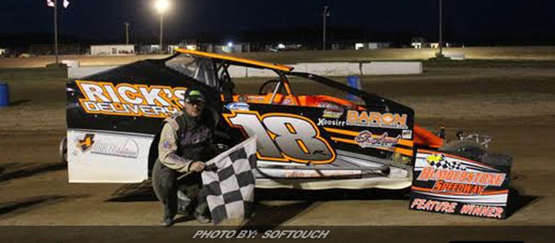 Rouse Scores RoC Sportsman Win At Humberstone