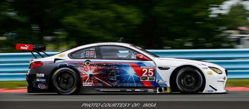 BMW Returns To WeatherTech Championship Victory Lane At Watkins Glen