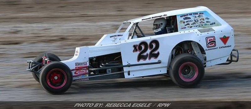 Dirt Modified Nostalgia Tour Launches Saturday At Caprara's Can Am
