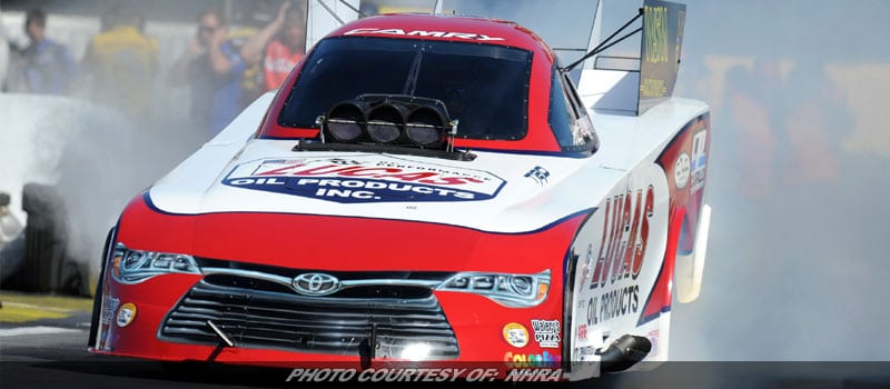 Past NHRA Success In Chicago Has Del Worsham Excited For This Weekend