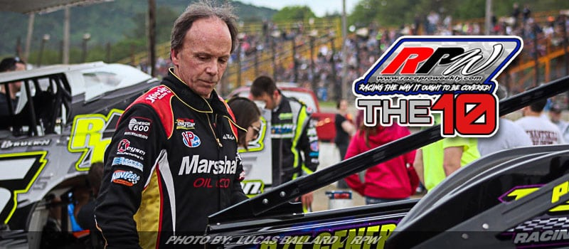 "RPW's ""The Ten"" With Mod Driver Eddie Marshall"