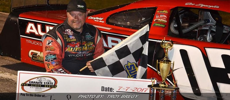 Squeglia Wins Granite State Pro Stock Event At Lee