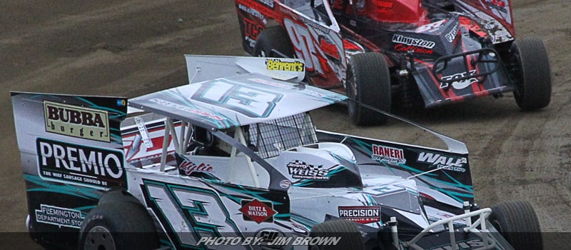 Race Two Of Mod Summer Slam At Five Mile Point To Pay $4,000-To-Win