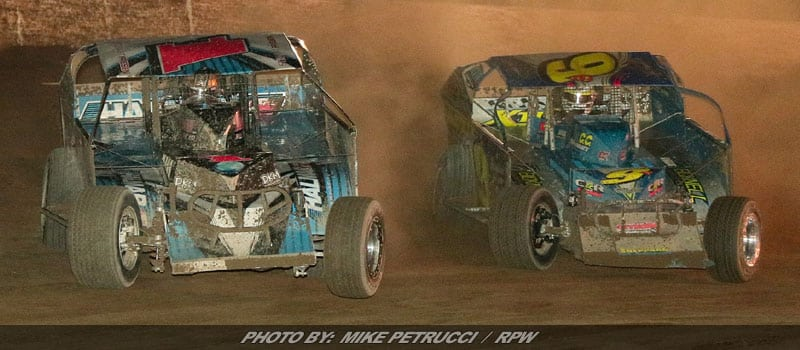 'Stateline Border Battle 61' Headlines Big Night At Stateline Speedway