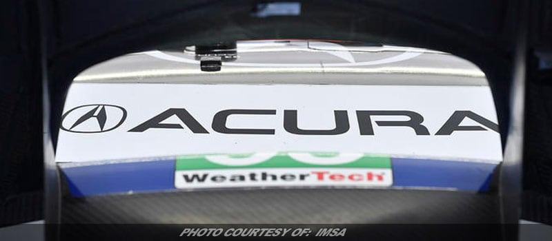 Penske Announces IMSA Partnership With Acura For 2018
