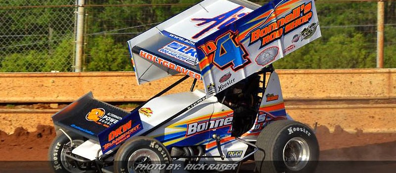 Holtgraver To Join World of Outlaws For Silver Cup At Lernerville