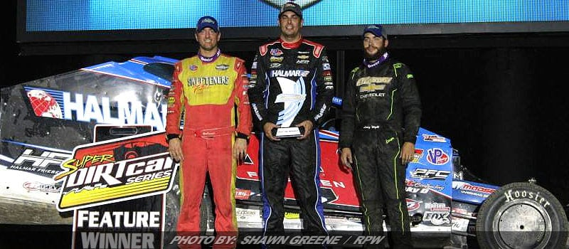 Friesen Edges McCreadie By A Nose To Win Hall of Fame 100 At Weedsport