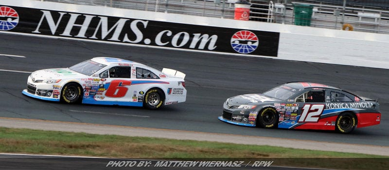 Annual New England Event Helps Paint K&N East Championship Picture