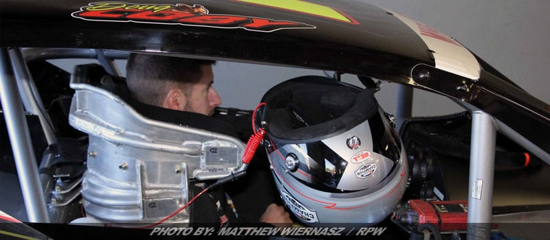 Coby Looking To Continue Whelen Modified Magic At New Hampshire