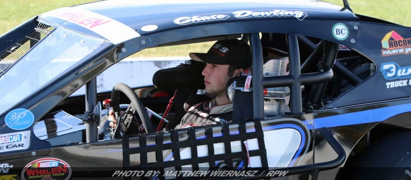 Chase Dowling Taking Win Streak To New Hampshire With LFR Team