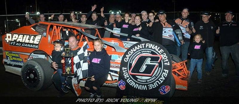 Hebert Looks To Challenge Super DIRTcar Regulars At Autodrome Granby