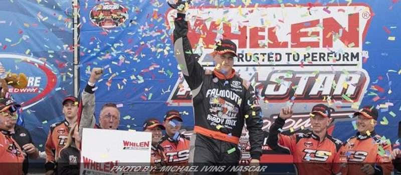 Preece Passes Newman On Last Lap To Win Whelen All-Star Shootout at NH
