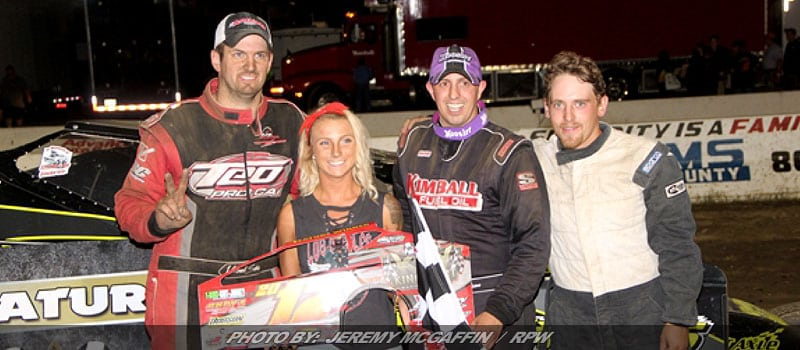 Watson Claims King Of Dirt Sportsman Win At Lebanon Valley