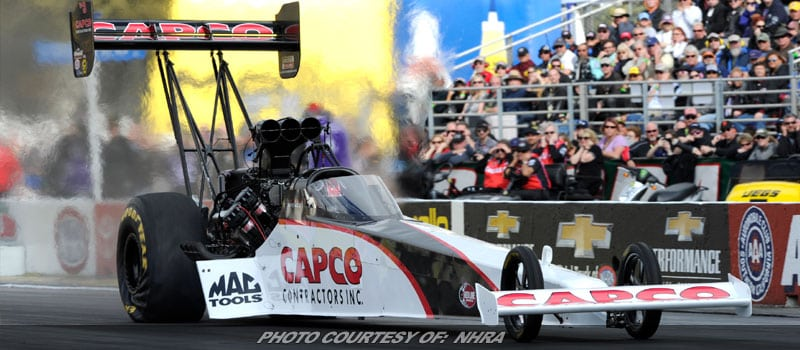 NHRA Top Fuel Point Leader Torrence Looking To Keep Streak Going At Bandimere