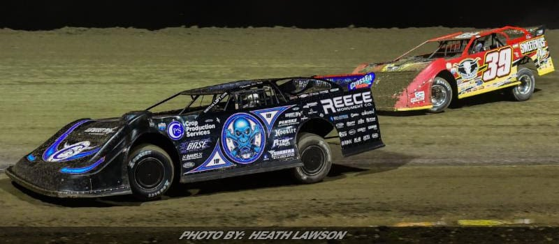 Bloomquist Survives Epic Battle To Win At Brown County