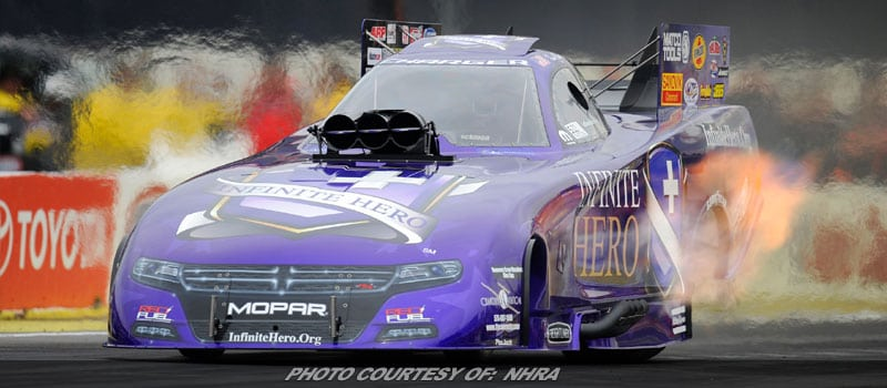 For Jack Beckman, It Was Love At First Sight Of NHRA's Mile High Nationals