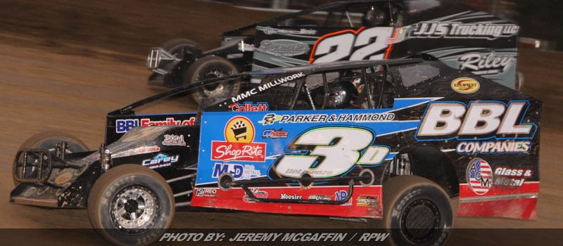Recovery Sports Grill To Sponsor Short Track Super Series 'Stampede At 'Toga'