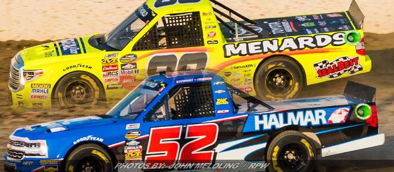 Crafton Takes NASCAR Truck Win At Eldora; Friesen Dominates But Finishes Second
