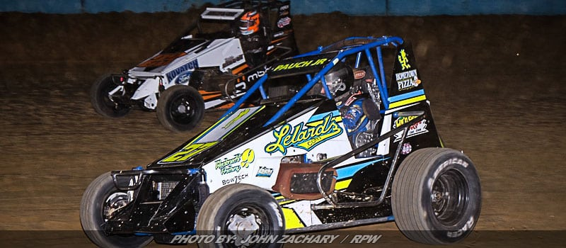 Pauch Jr. Now All-Time SpeedSTR Win Leader At Action Track USA