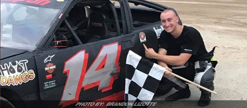 Drivers Pull Off Photo Finishes Thursday Night At Beech Ridge
