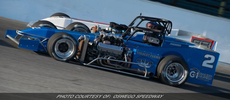 Supermodified Racing's Biggest Stars Ready For $10,000 Battle Royale At Oswego