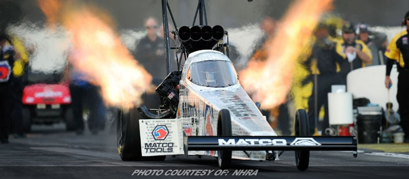 Antron Brown Looks In Top Form Heading To NHRA Sonoma Nationals