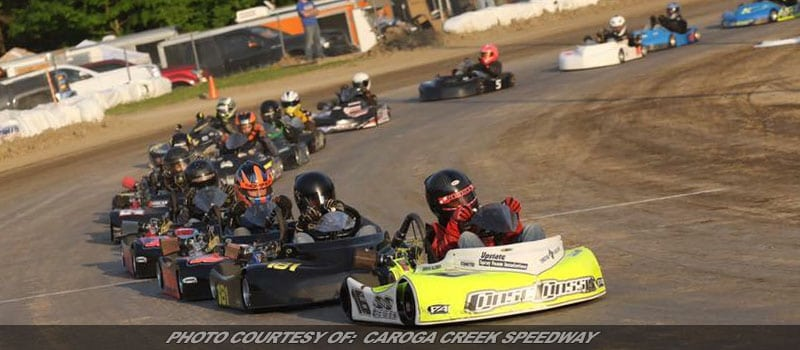 Kart Racing To Support Major Fundraiser Thursday, August 3rd