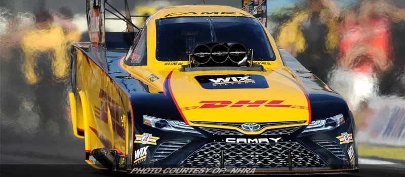 JR Todd Plans To Put On A Show At NHRA's Sonoma Nationals