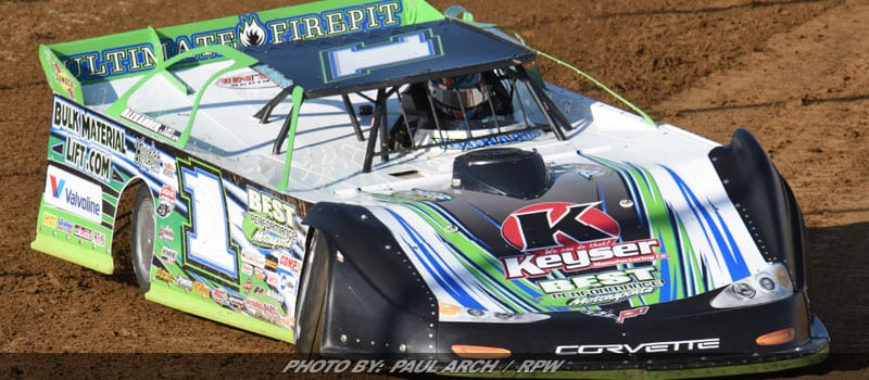 Richards Scores Thrilling Victory in First Appearance At Macon