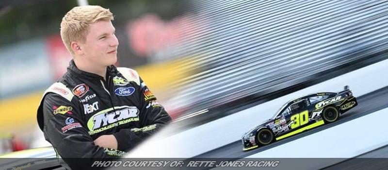 Tyler Dippel, Rette Jones Racing Set To Conquer Iowa Speedway